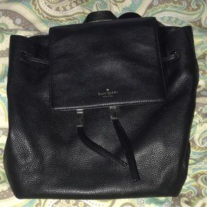 Kate Spade Leather Backpack (GREAT Condition!)